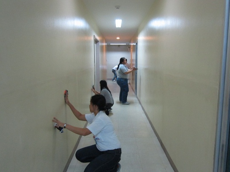 General Cleaning Ina Micro Opto Corporation